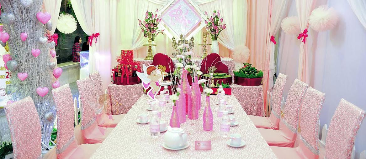 Đặt tiệc cưới