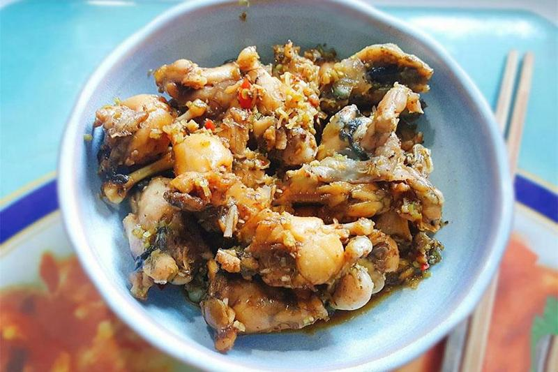 Dịch vụ nấu ăn tại nhà với thực đơn siêu hấp dẫn từ các món ếch