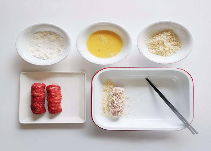 Nấu cỗ tại nhà quận 5 - Bạn đã thử món bò cuộn phô mai chưa?